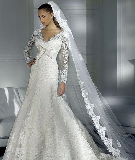 Wedding Dresses Winter