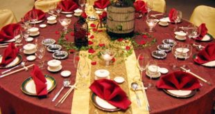 Fall wedding decoration ideas 3