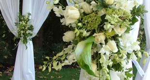 Floral wedding package