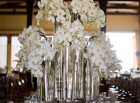 Orchid Wedding Arrangements 2
