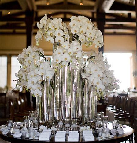 Orchid Wedding Arrangements