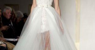 Convertible Wedding Dress - Top 2013 Wedding Dress Style