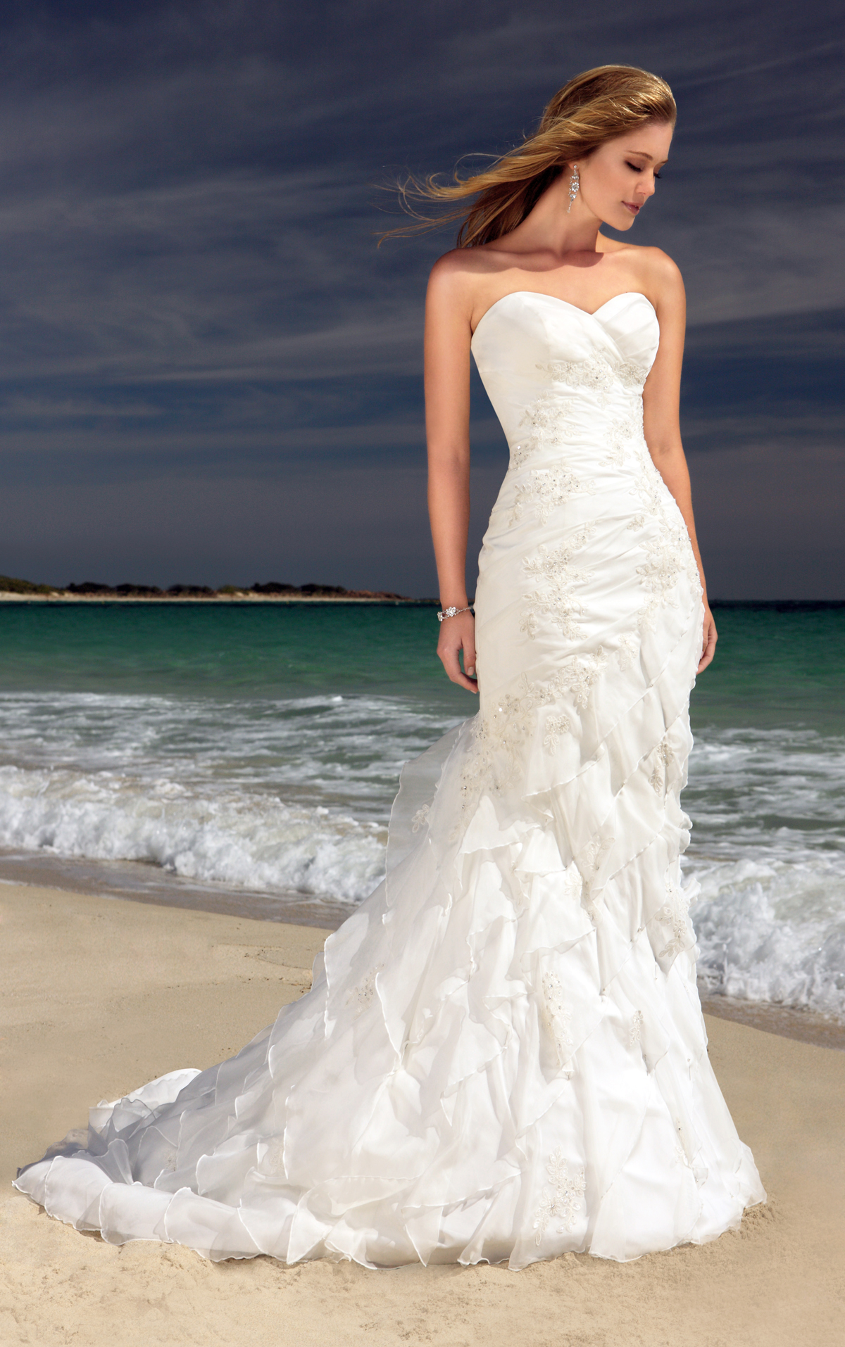 Wedding Dresses 2013 Mermaid Style