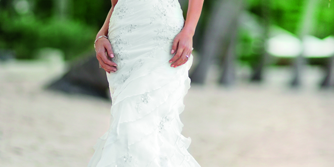 Mermaid Wedding Dress, Ella Bridals, top 10 2013 wedding dress style