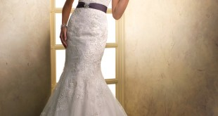 Top 10 2013 Wedding Dress style - Off Shoulder by Maggie Sottero