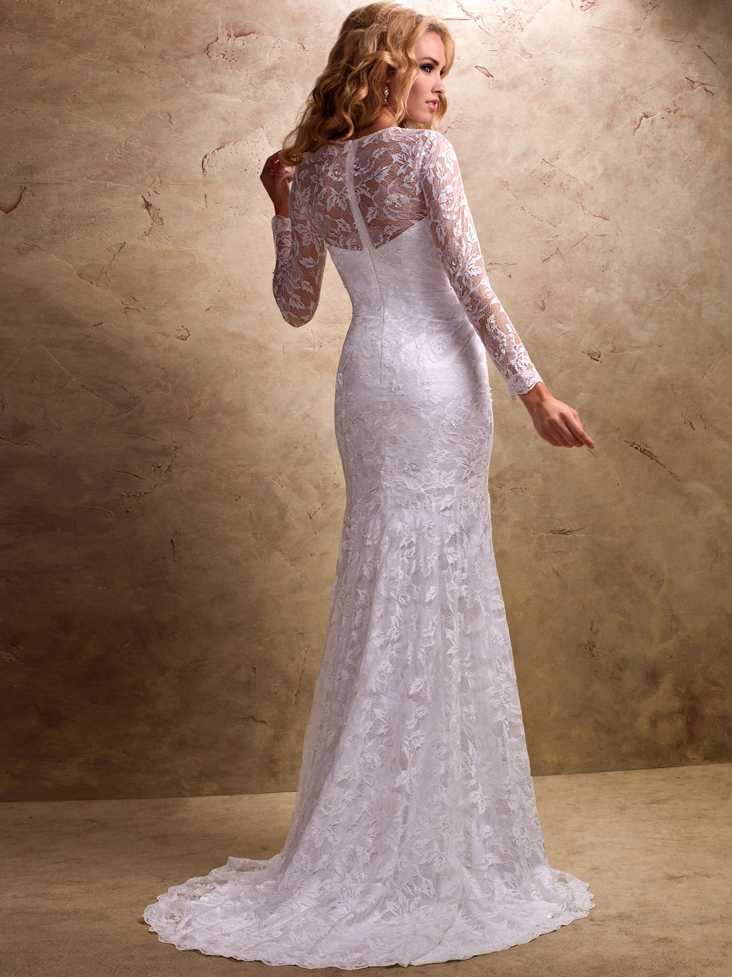Top 10 2013 wedding dress style sleeves 2 wedding for Best wedding dresses with sleeves