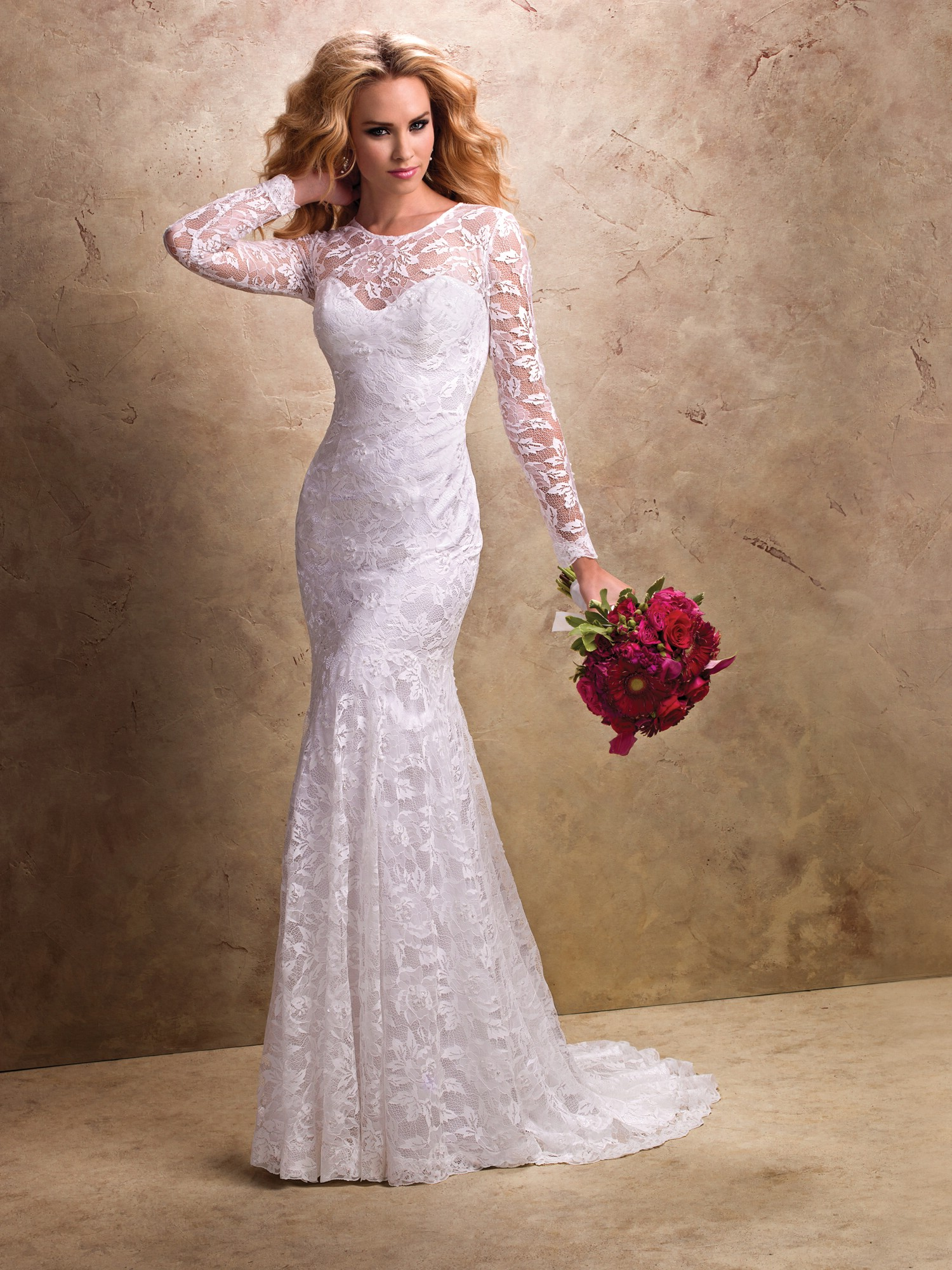sleeve styles for wedding dresses