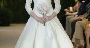 Carolina Herrera Wedding Dresses Spring 2014