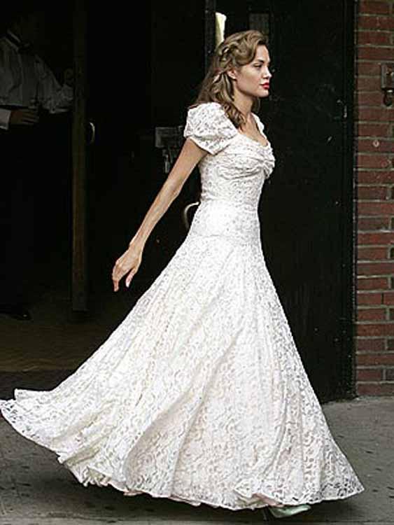 Modern Vintage Wedding Dresses 1