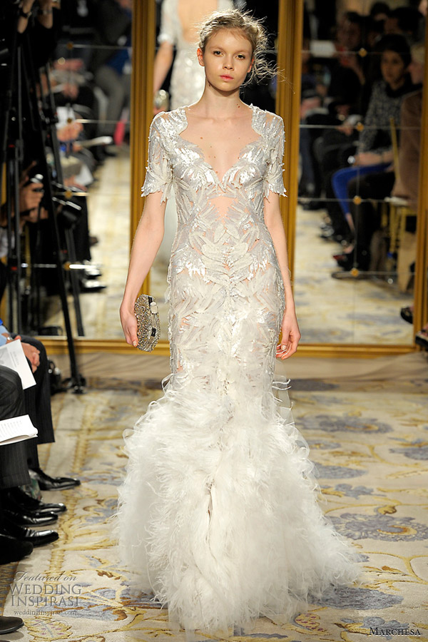 2013 winter wedding dresses ideas