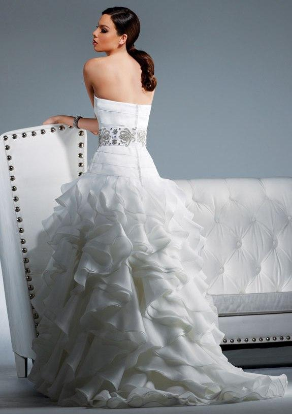 david tutera wedding dresses 2011 - Wedding Inspiration Trends