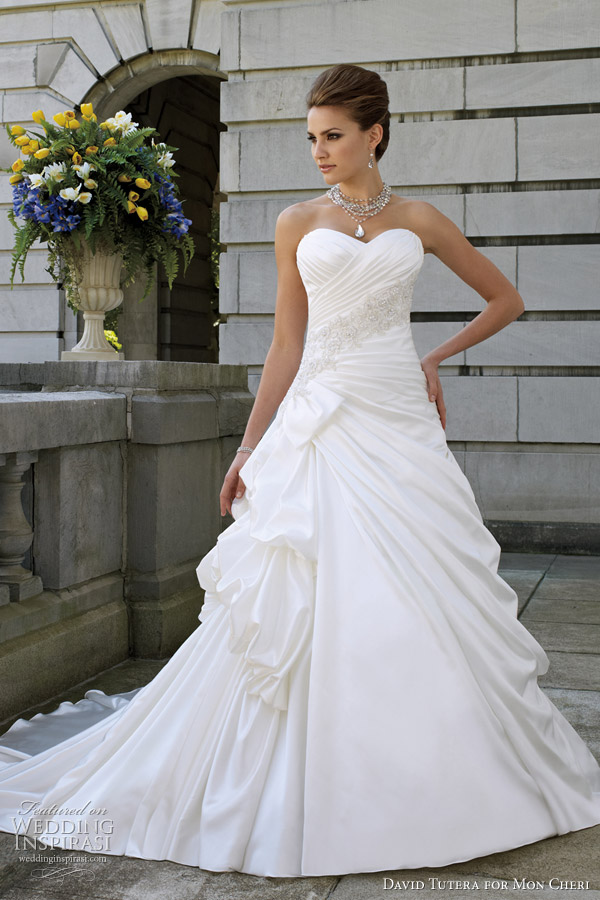 wedding dresses david tutera wedding inspiration trends