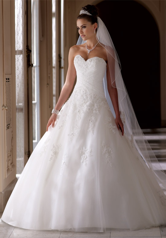 Wedding Dresses David Tutera
