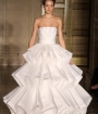 Wedding Dresses and Beautiful Fall Color Trend 2013