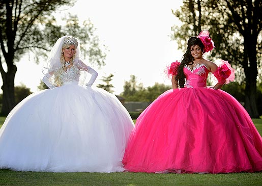 Gypsy Wedding, joy, fun and purity