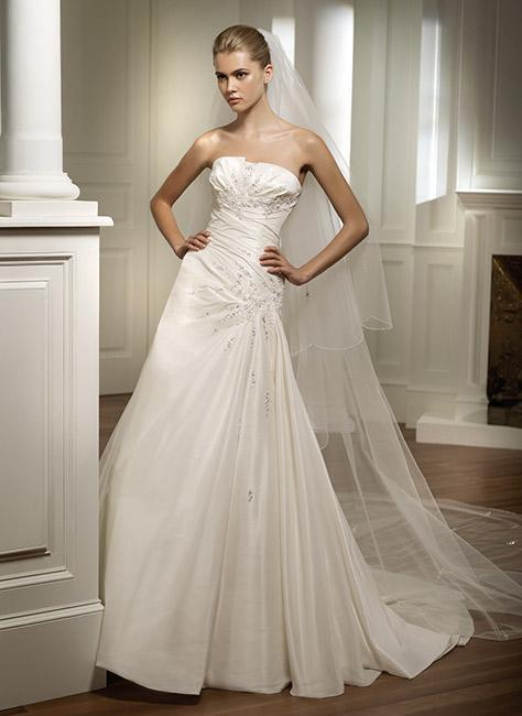 wedding dress patterns simplicity | Wedding Inspiration Trends