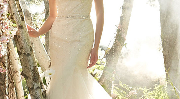 when do fall 2013 wedding dresses come out