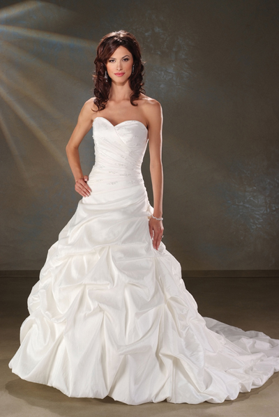 ball gown wedding dresses cheap