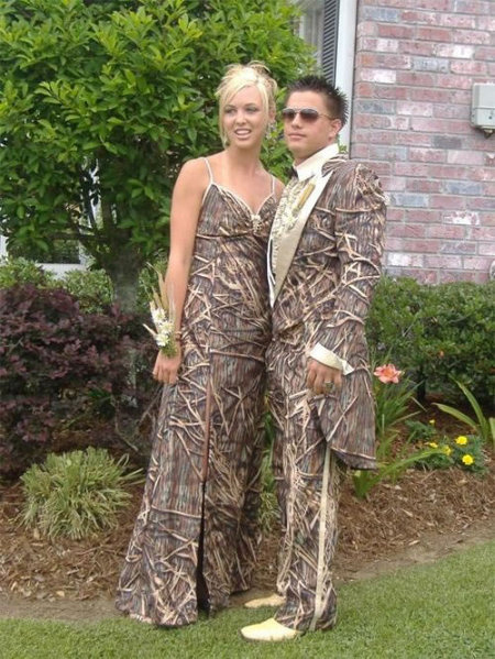 Do You Like Things Camo Why Not Wear Camo Wedding Dress