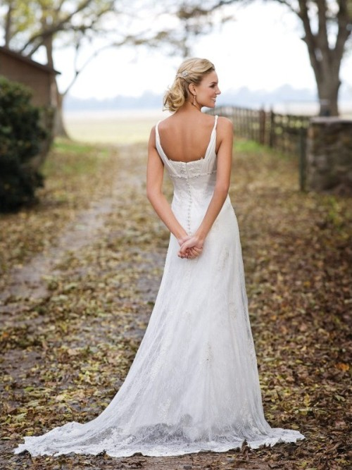Country Bridal Gowns