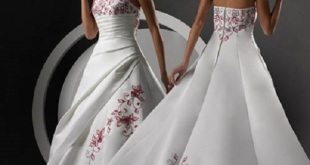 Spring Wedding Dress Ideas