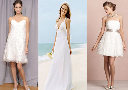 dresses for a spring beach wedding