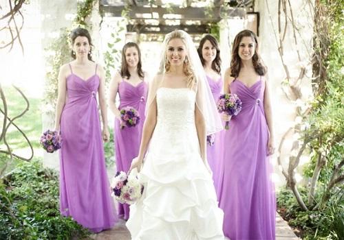 spring wedding bridesmaid dress colors wedding inspiration trends
