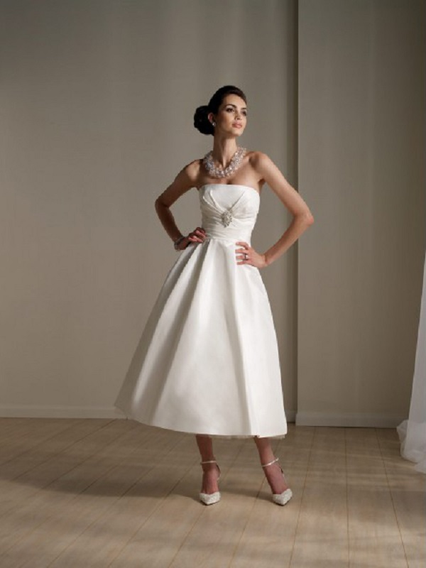 Spring Wedding Dress Ideas 2014