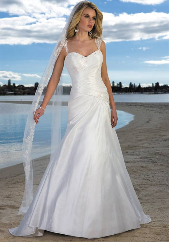 best wedding dress beach wedding inspiration trends