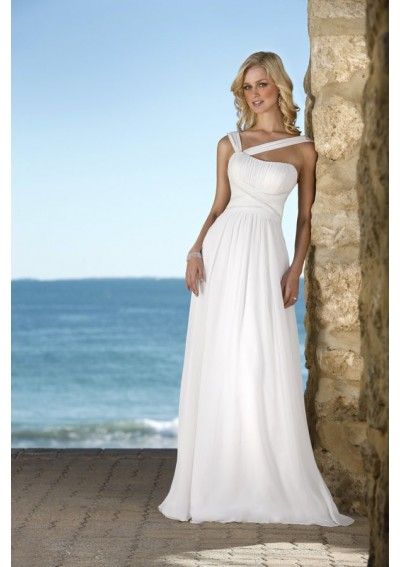 Halter Top Wedding Dresses Beach