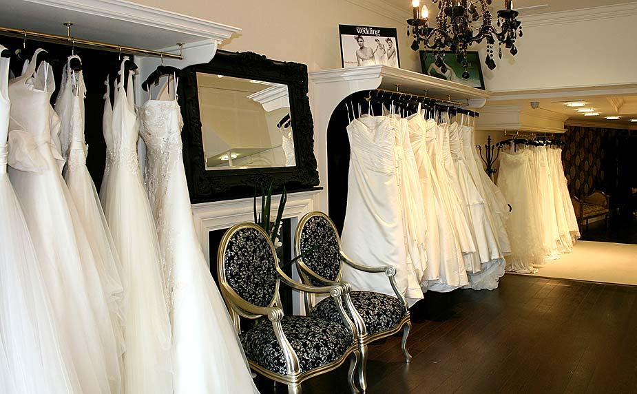Wedding Dress Boutiques.Top Wedding Dress Boutiques London