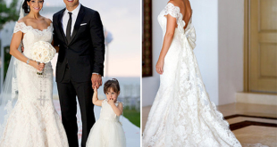 top wedding dresses celebrity