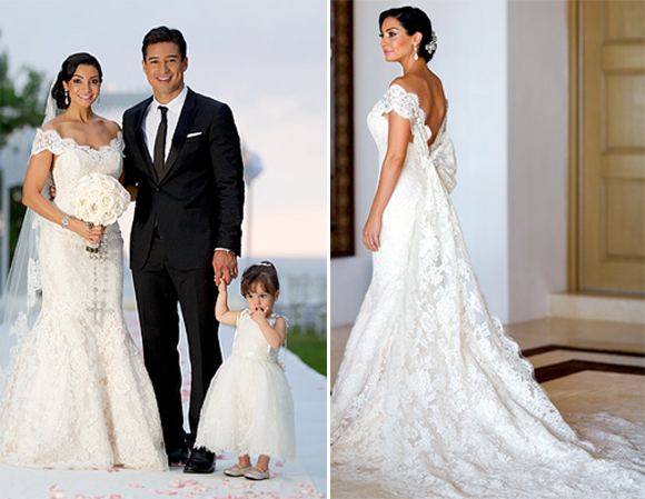 Wedding Dresses Celebrities 76
