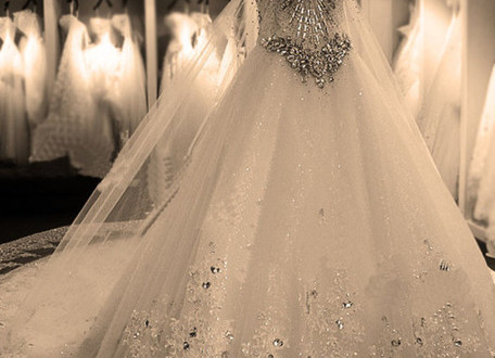 top wedding dresses glamour