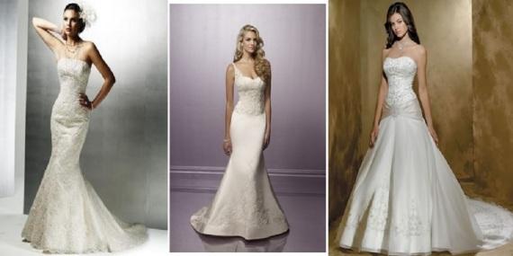 Best wedding dress for hourglass body type wedding for Wedding dresses for hourglass figures