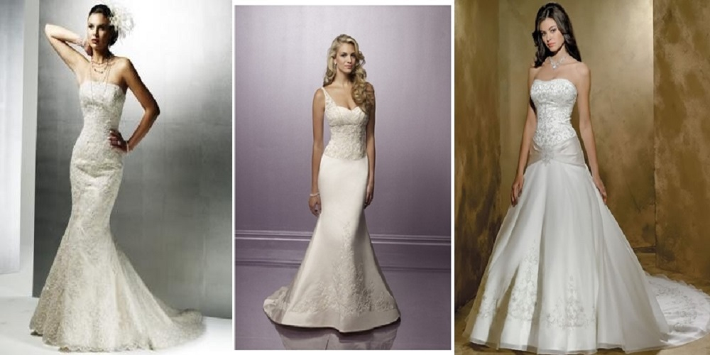 best wedding dress for hourglass body type | Wedding Inspiration Trends