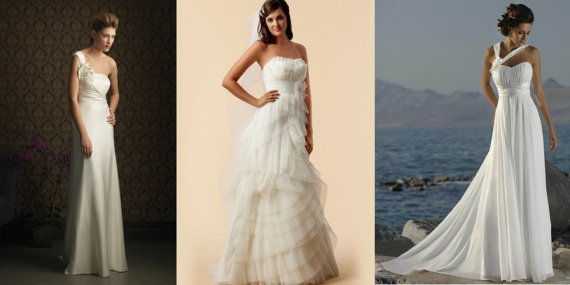 Throw Your Inferior with This Best Wedding Dress by Body Type