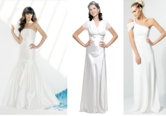Be a Cinderella with Classic Wedding Dress Style