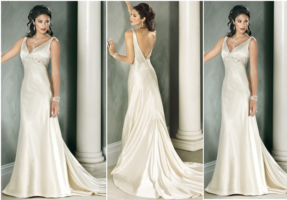Classy wedding dresses pictures