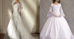 classic wedding gown styles