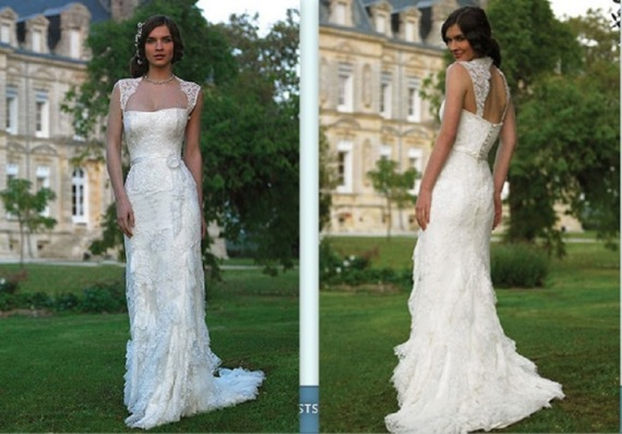 More Elegant with Modern Wedding Dress Style
