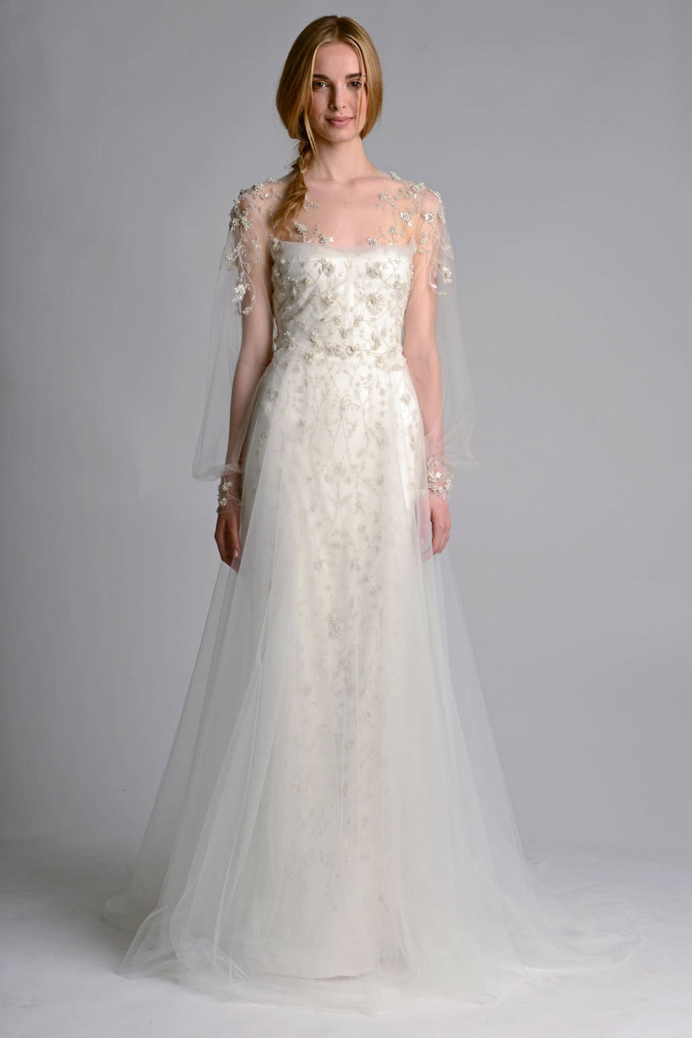 Top wedding dress designers 2014 2 wedding inspiration for Famous wedding dress designers