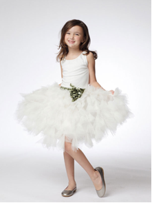 Cute Flower Girl Wedding Dresses