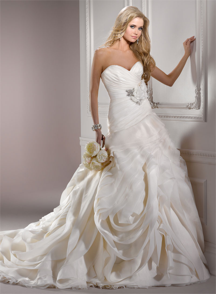 Exotic Wedding Dresses