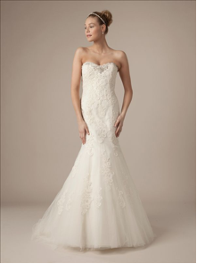 What Type of Wedding Dresses Suit Which Type of Figure 2