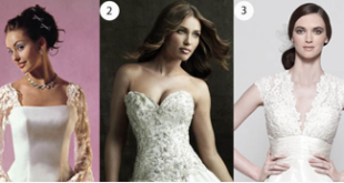 What Type of Wedding Dresses Suit Which Type of Figure 3