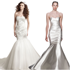 What Type of Wedding Dresses Suit Which Type of Figure