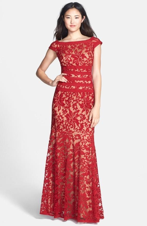 Colorful Wedding Dresses - Tadashi Shoji